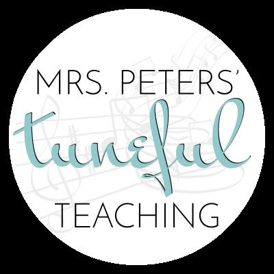 Mrs. Peter's Tuneful Teaching