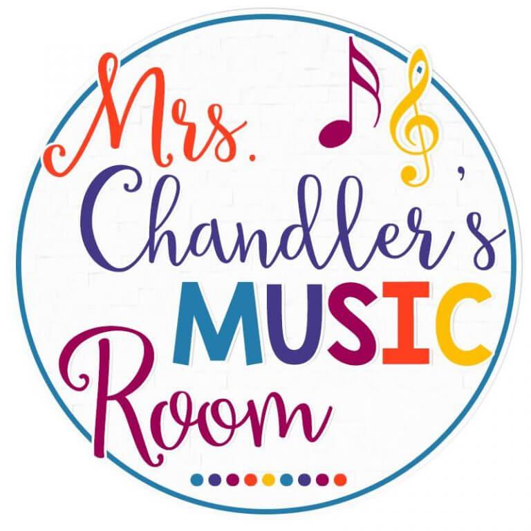 Mrs. Chandler's Music Room