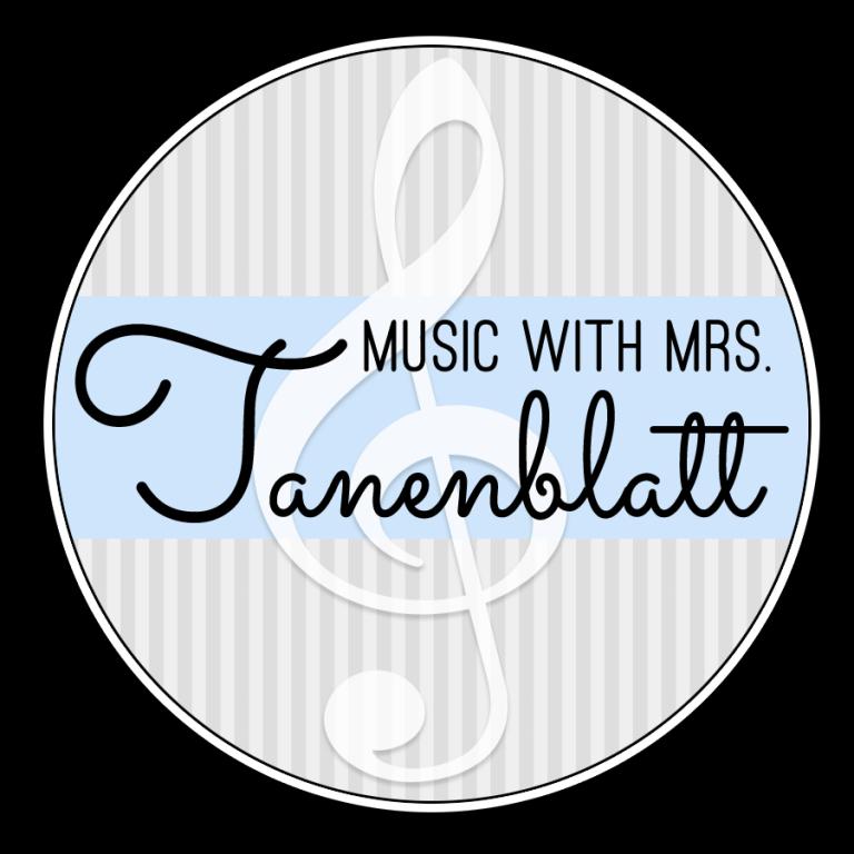Music with Mrs. Tanenblatt
