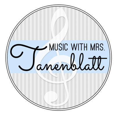 Music with Mrs. Tanenblatt