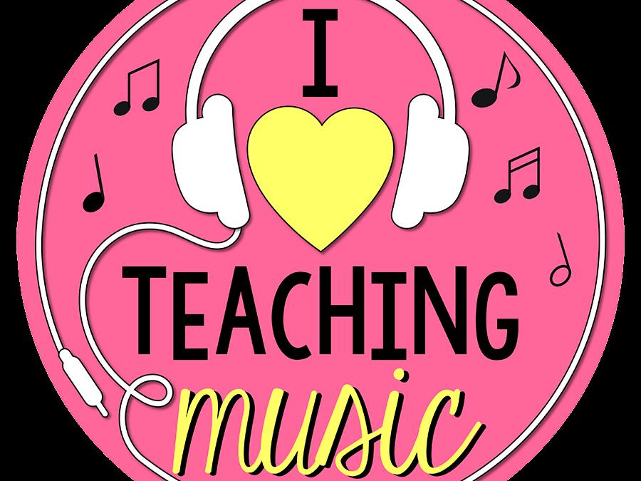 i heart teaching music