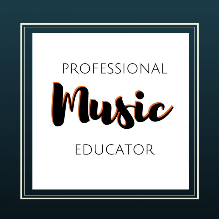 Professional Music Educator