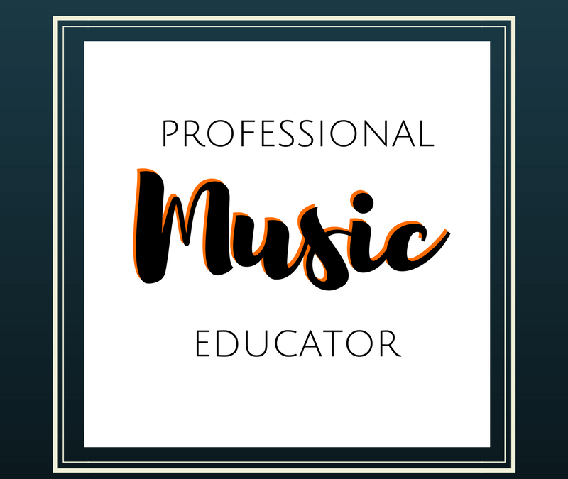 Professional Music Educator