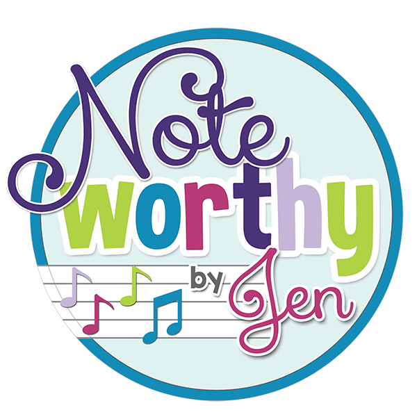 Noteworthy by Jen