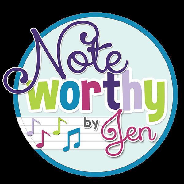 Noteworthy by Jen
