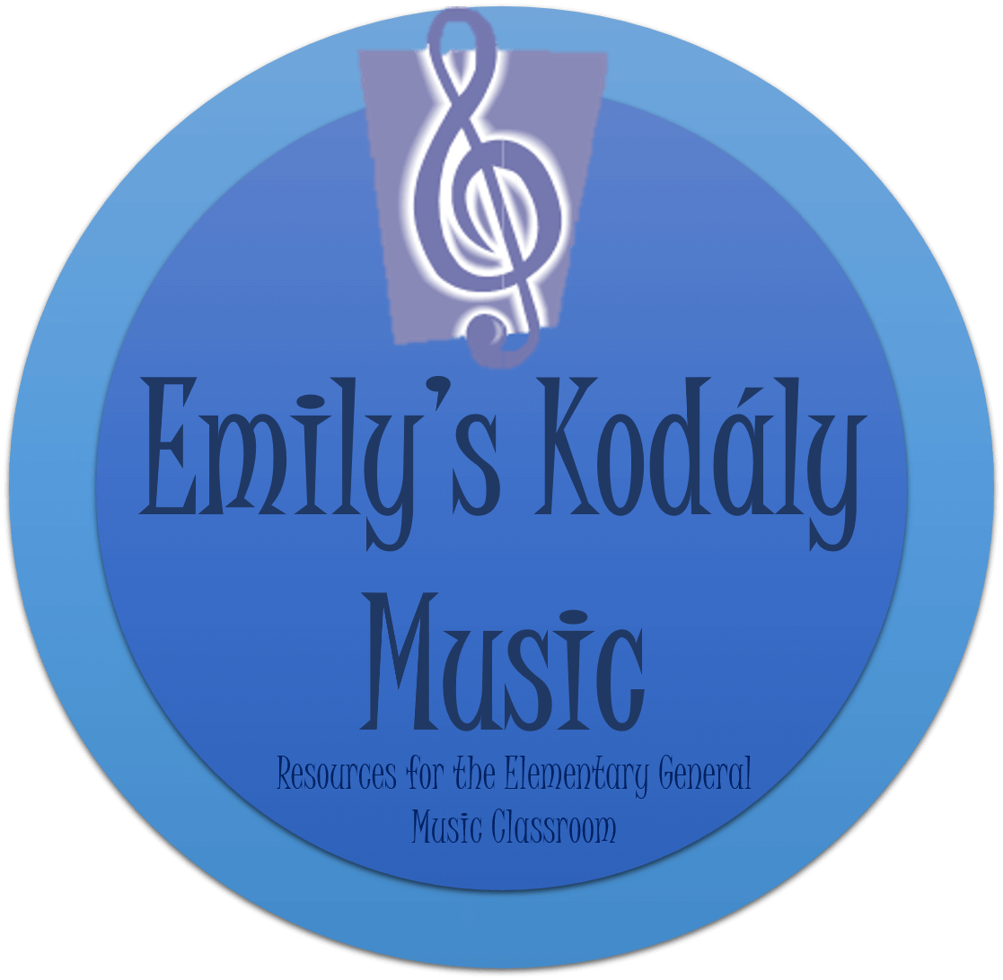 Emily's Kodály Music
